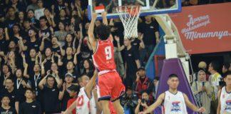 Final Honda DBL 2019 Jakarta, SMA Bukit Sion dan SMAN 28 Berjaya