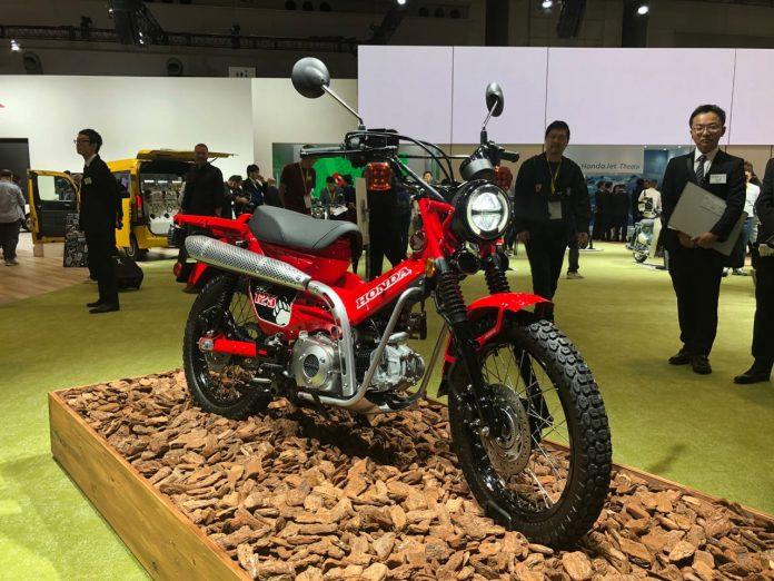 Honda di Tokyo Motor Show 2019