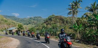 Enduro Motorbaik Adventure 2019
