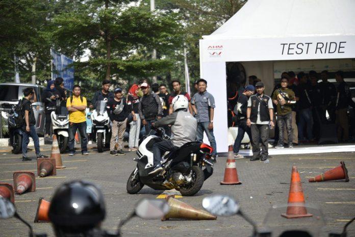 Konsumen Jakarta Jajal ADV150