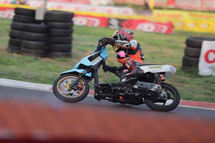 Fisichella di Indoclub4 2019