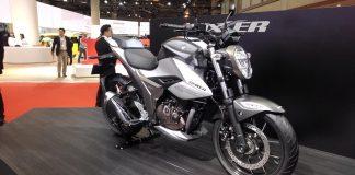 Suzuki Gixxer250 di