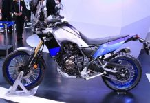 Yamaha Tenere 700 Japan