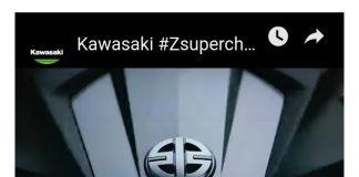 Kawasaki Z Supercharger diluncurkan