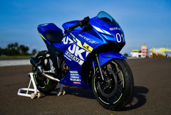 Suzuki Gixxer SF250 MotoGP