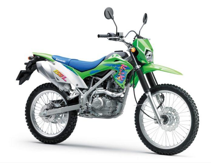 Kawasaki KLX150L Baru