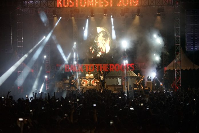 28 ribu pengunjung Kustomfest 2019