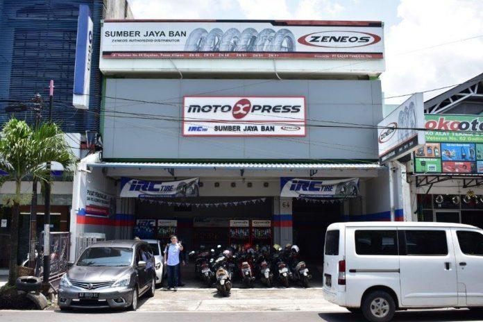 Targetkan 39 Motoxpress
