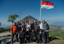 Enduro Motorbaik Adventure