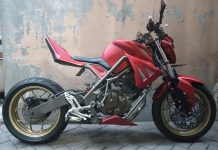 Satria F150 Minor Fighter