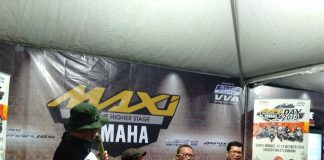 Maxi Yamaha Day 2019