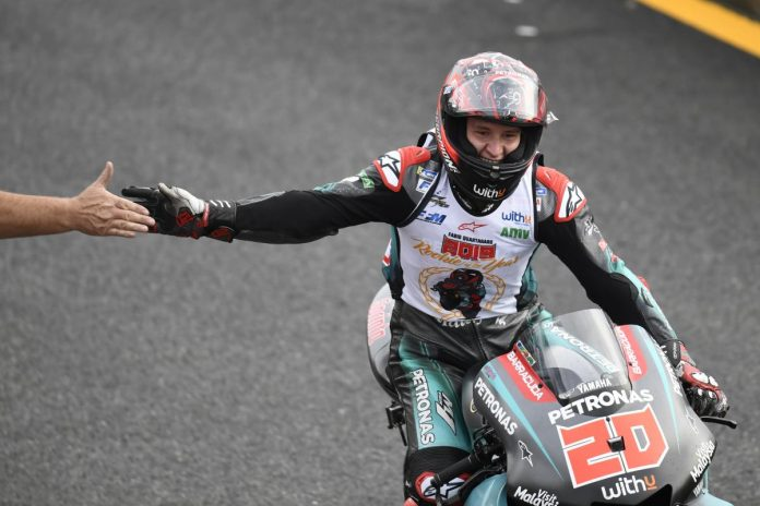 Quartararo Rookie of The Year