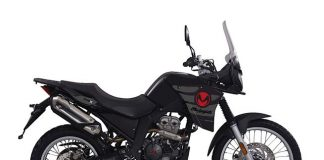 Malaguti DuneX125 Black Edition