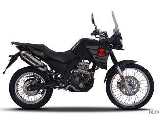 Malaguti DuneX125 Black Edition