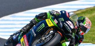 Zarco menjadi test rider Yamaha