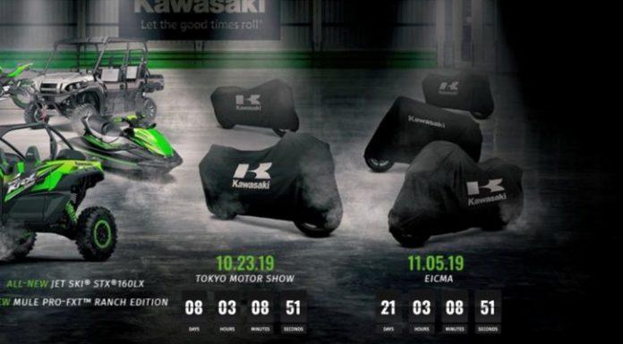 Kawasaki Menggelar 5 Model