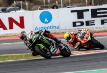 Race2 WorldSBK 2019 Argentina