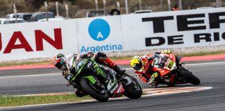 Race2 WorldSBK 2019 Argentina