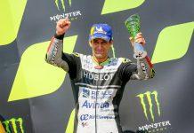 Zarco mengambil podium