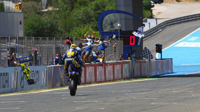 Race1 WorldSSP 2020 Jerez