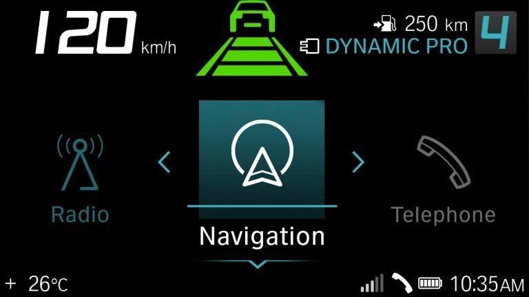 Adaptive Cruise Control BMW