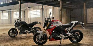BMW Motorrad F900R dan F900XR