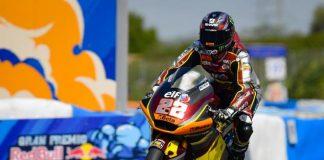 FP Moto2 2021 Jerez