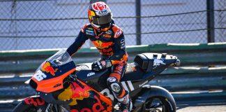 KTM Menggunakan Sasis Baru
