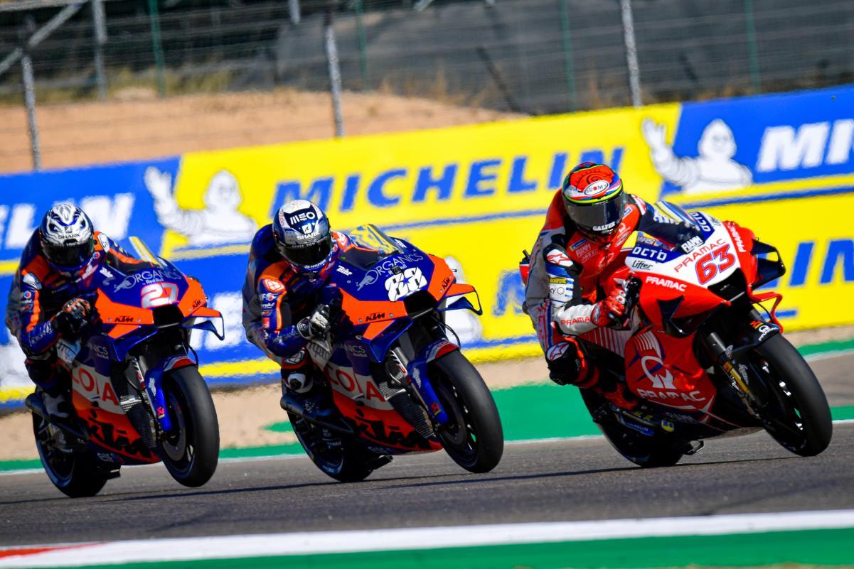 Lecuona absen di MotoGP
