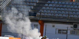 Penyebab Terbakarnya Aprilia RS-GP