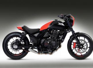 Honda Rebel Custom Sport dan Bobber