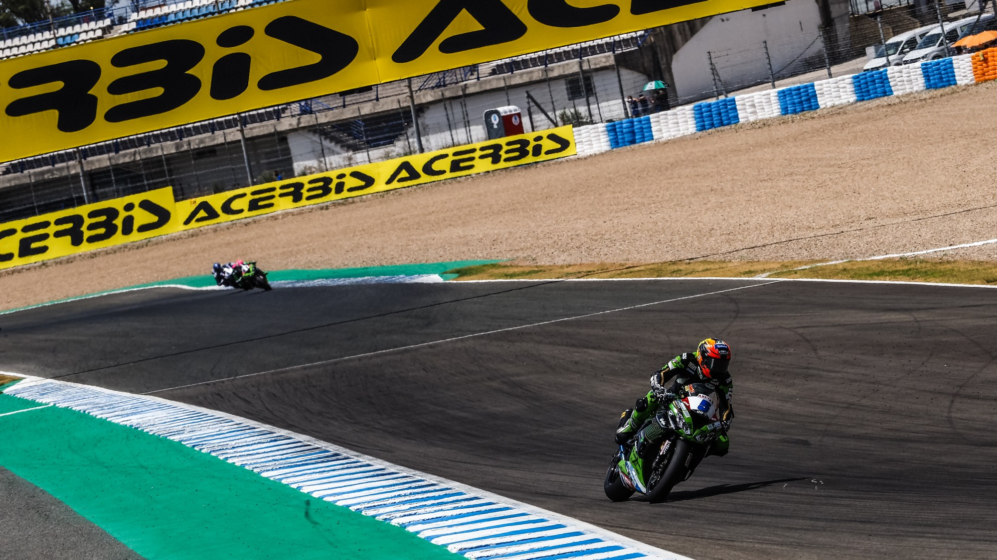 Race1 WorldSSP 20202 Jerez