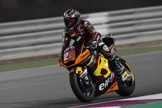 Jumat Moto2 2021 Qatar