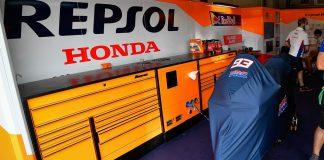 Repsol Dukung Honda MotoGP