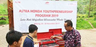 Honda Youthpreunership Program 2019