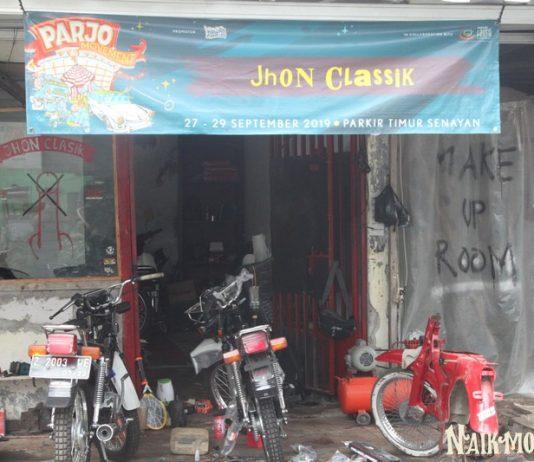 Jhon Clasik, Bengkel Spesialis Restorasi Motor Honda Lawas