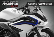 Body Protector Honda CBR150R