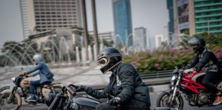 Galeri Foto DGR Jakarta 2021