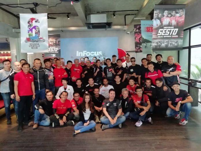 Ulang Tahun Ducati Superbike Owners ke-6, Siapkan Agenda 2020