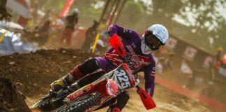 Delvintor Juara Nasional Motocross