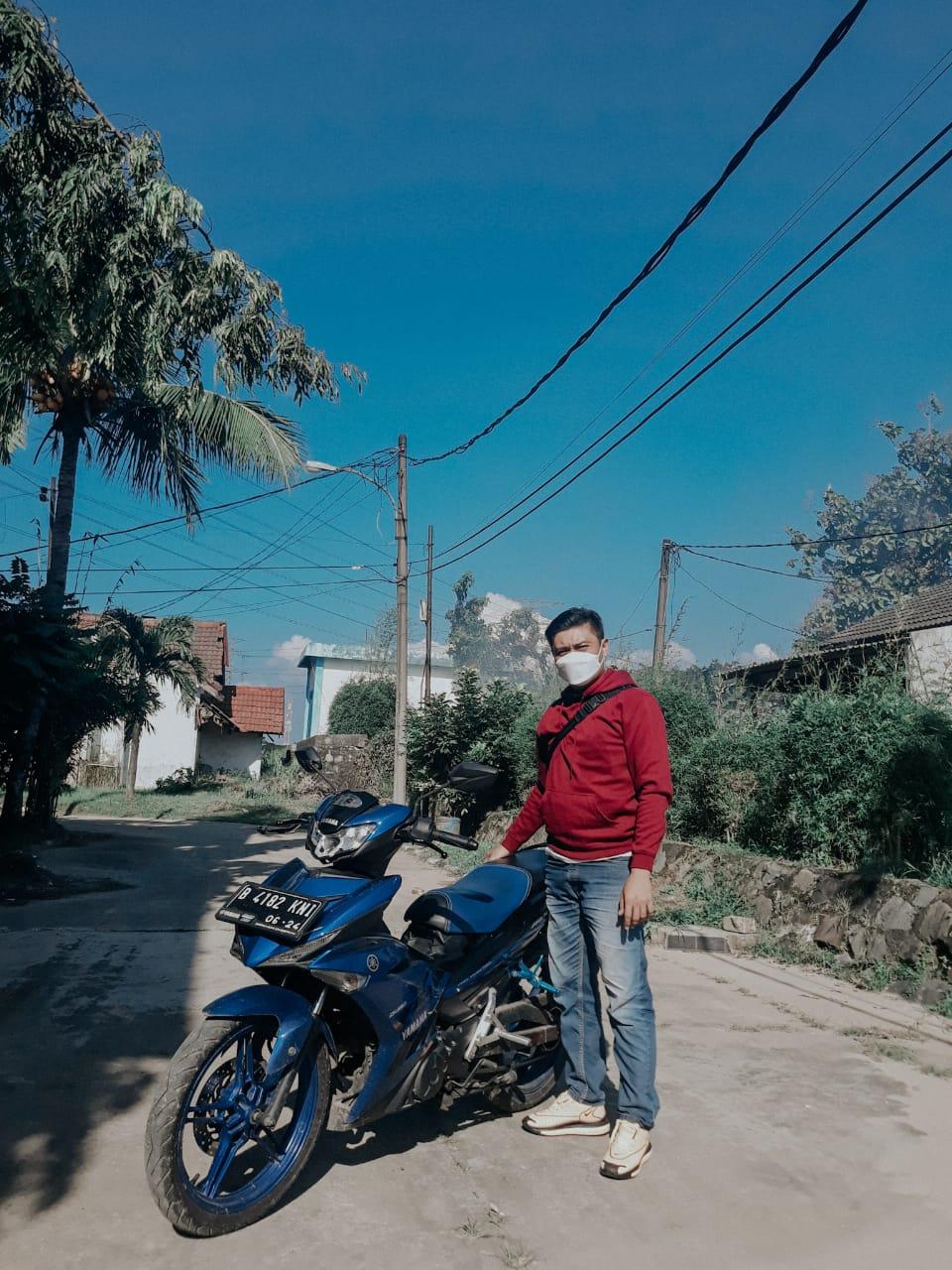 Yamaha MX King150 Raih