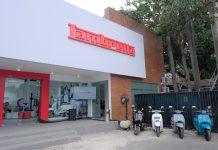 Dealer Pertama Lambretta Jakarta