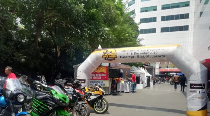 GSrek International Bike Week 2019