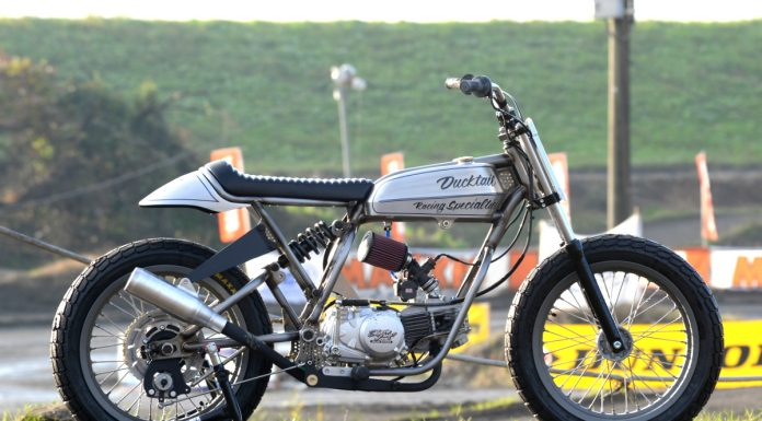 Yuk, Kenalan Sama Gazelle, Flat Tracker Have Fun Karya Ducktail