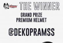 Pemenang Grand Prize DGR Jakarta 2020