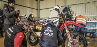 Reli Dakar 2020 Arab Saudi