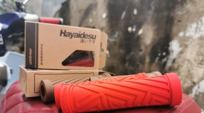 Handgrip Hayaidesu
