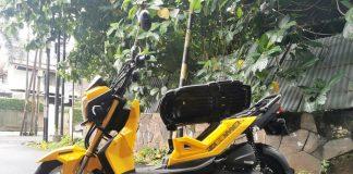 Honda New Zoomer-X