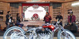 Suryanation Motorland Show Off 2019