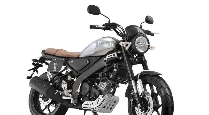 Aksesori Yamaha XSR155
